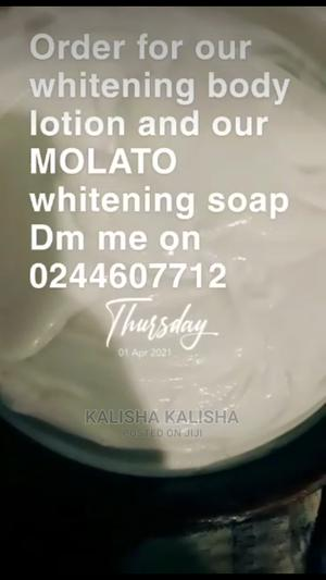 Organic Whitening Soap and Lotion   Skin Care for sale in Greater Accra, Adenta