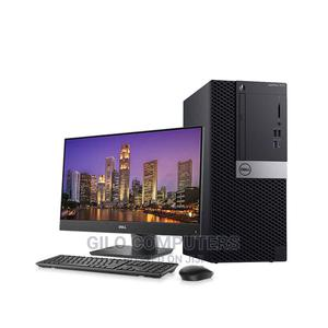 New Desktop Computer Dell OptiPlex 7070 4GB Intel Core I7 HDD 1T | Laptops & Computers for sale in Greater Accra, Kokomlemle