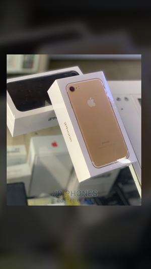 New Apple iPhone 7 128 GB Gold   Mobile Phones for sale in Greater Accra, Kokomlemle