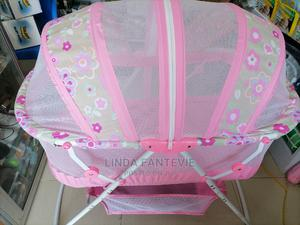 2 in 1 Baby Cot Wirh Wheels   Children's Furniture for sale in Greater Accra, East Legon