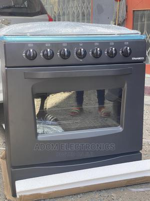 With Oven Nasco 6 Burner Gas Cooker | Kitchen Appliances for sale in Greater Accra, Adabraka