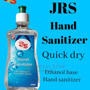 Hand Sanitizer 500ml | Skin Care for sale in Greater Accra, Teshie