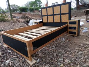 Foreign Queen Size Bed (60/80)   Furniture for sale in Greater Accra, Adenta