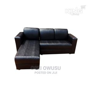 Foreign Leather L Shape Sofa Set | Furniture for sale in Greater Accra, Accra Metropolitan