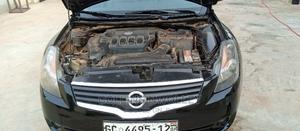 Nissan Altima 2008 2.5 S Black | Cars for sale in Central Region, Komenda/Edina/Eguafo/Abirem Municipal