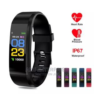 115plus Smart Bracelet Fitness Tracker | Smart Watches & Trackers for sale in Greater Accra, Accra Metropolitan