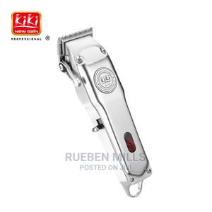 Rechargeable Digital Hair Clipper Kiki All Metal   Tools & Accessories for sale in Greater Accra, Kwashieman
