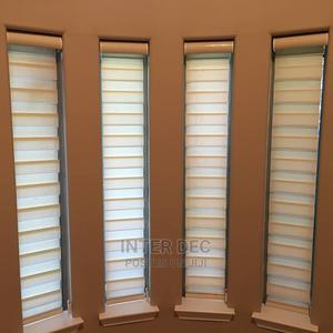 Zebra Blinds Curtains Free Installation | Building & Trades Services for sale in Greater Accra, Achimota