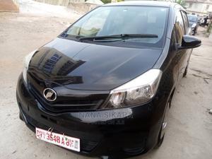 Toyota Vitz 2012 Black | Cars for sale in Ashanti, Kumasi Metropolitan