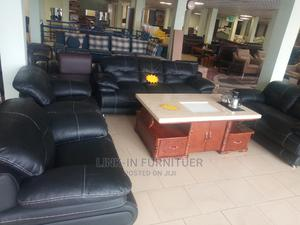 Leather Sofa Set   Furniture for sale in Greater Accra, Kokomlemle