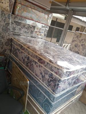 Double Bed   Furniture for sale in Greater Accra, Adabraka