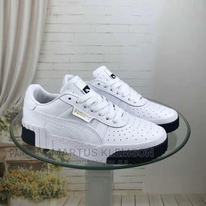Low Top Sneakers – White | Shoes for sale in Greater Accra, East Legon