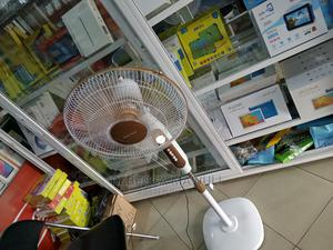 AC DC Standing Chargeble Fan | Home Appliances for sale in Greater Accra, Adabraka