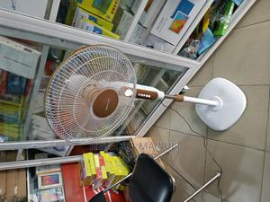 Simple to Use Chargeble AC Standing Fan | Home Appliances for sale in Greater Accra, Adabraka