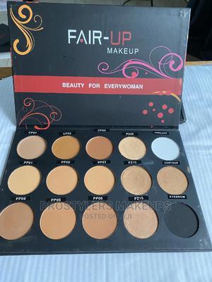 Fair-Up Makeup Palette   Health & Beauty Services for sale in Ashanti, Kumasi Metropolitan