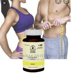 Dr James Slimming Gold Laxative Cupsules | Vitamins & Supplements for sale in Greater Accra, Accra Metropolitan