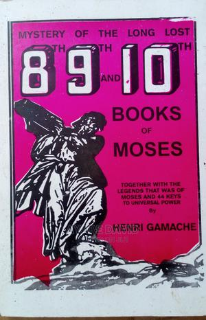 8,9 10 Books of Moses | Books & Games for sale in Greater Accra, Kaneshie