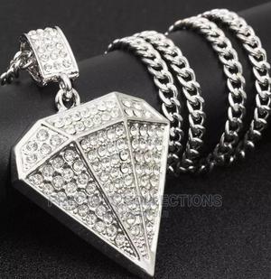 Men's Diamond Necklace | Jewelry for sale in Greater Accra, Accra Metropolitan
