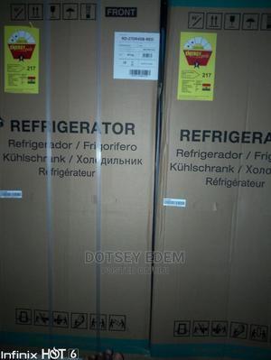 Hisense Dobble Door Refrigerator | Kitchen Appliances for sale in Greater Accra, North Industrial Area