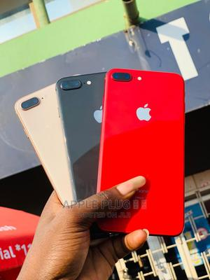 Apple iPhone 8 Plus 256 GB Black   Mobile Phones for sale in Greater Accra, Kaneshie