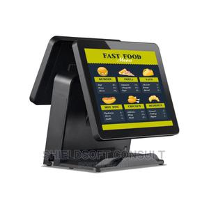 All in One I3 64SSD POS Dual Touch Screen Terminal Wifi | Store Equipment for sale in Greater Accra, Kwashieman