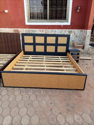 Super Beautiful Queen Size Bed (72/75)   Furniture for sale in Greater Accra, Adenta