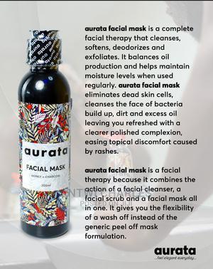 Aurata Facial Scrub/Mask   Skin Care for sale in Greater Accra, Accra Metropolitan