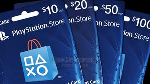 Gift Card ( Ps4 N Xbox One)   Accessories & Supplies for Electronics for sale in Greater Accra, Accra Metropolitan