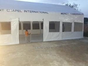 20 Ft X 40 Ft Heavy-Duty Pvc Party/Church Tent   Camping Gear for sale in Central Region, Awutu Senya East Municipal