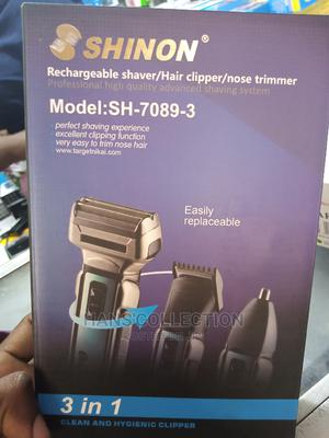3 in 1 Rechargeable Hair Clipper   Tools & Accessories for sale in Greater Accra, Accra Metropolitan