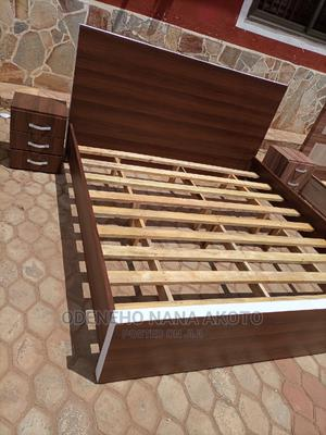 Super Quality Queen Size Bed (72/75)   Furniture for sale in Greater Accra, Adenta
