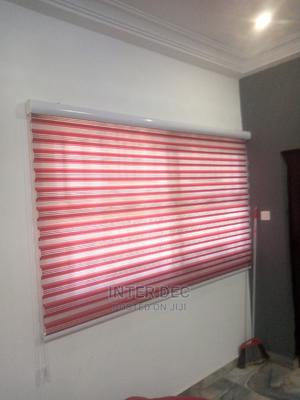 Classy Zebra Curtains Blinds   Home Accessories for sale in Greater Accra, Tema Metropolitan