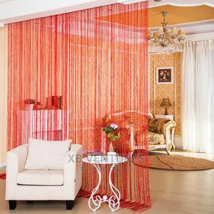 Window/Door String Curtain Shiny Silver Line String   Home Accessories for sale in Greater Accra, Dansoman