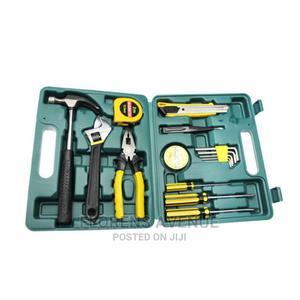 16PCS Manual Hardware Tool Kit Maintenance Toolbox | Hand Tools for sale in Greater Accra, Kotobabi