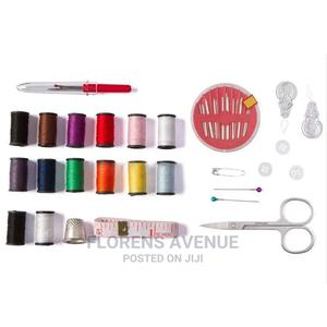27pcs Household Sewing Box Set Sewing Tools Kit Accessories | Hand Tools for sale in Greater Accra, Kotobabi
