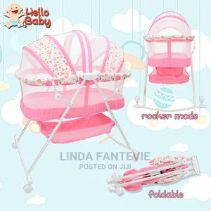 2 in 1 Baby Cot and Rocker   Children's Gear & Safety for sale in Greater Accra, Ga East Municipal