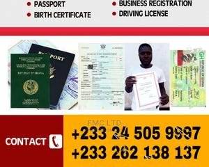 Passport/ Birth Cert | Travel Agents & Tours for sale in Greater Accra, Accra Metropolitan