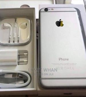 New Apple iPhone 6 64 GB Silver   Mobile Phones for sale in Greater Accra, East Legon