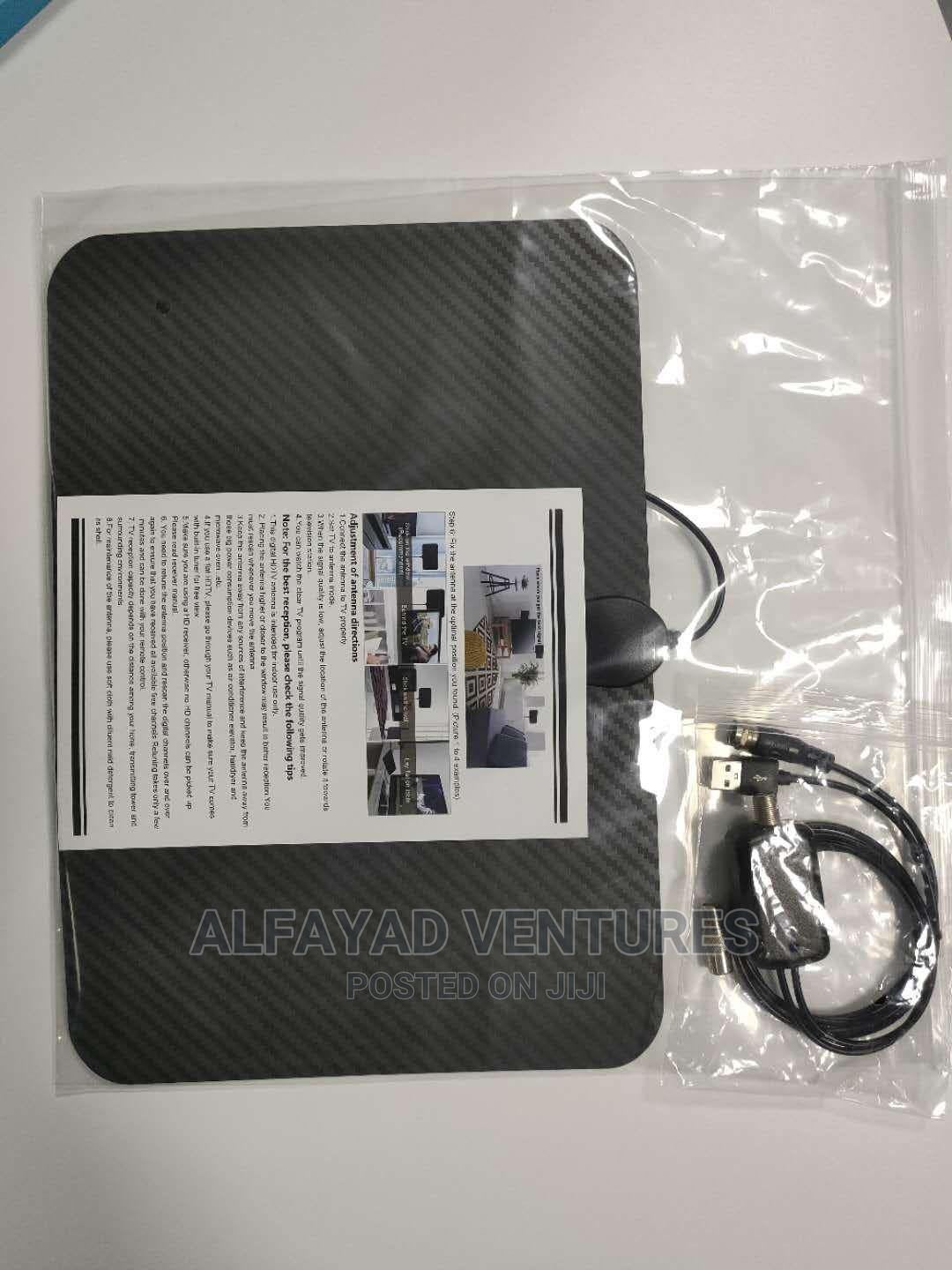 Indoor Tv Antenna 2021 Model | Accessories & Supplies for Electronics for sale in Avenor Area, Greater Accra, Ghana