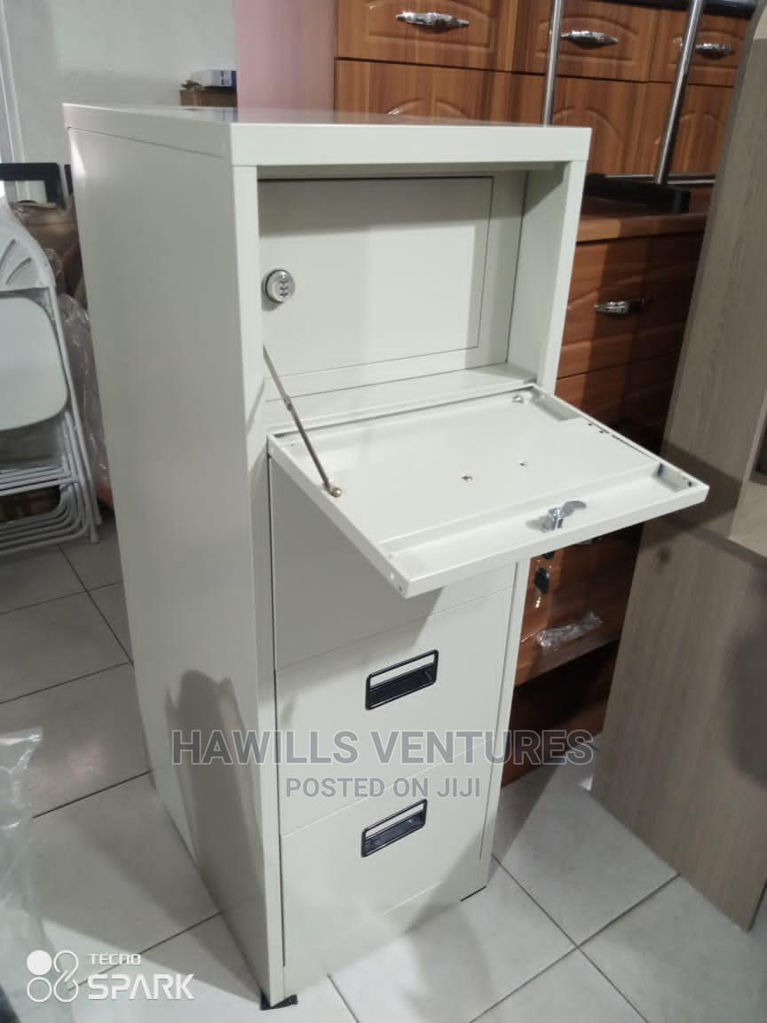 Fire Proof Cabinet With Safe
