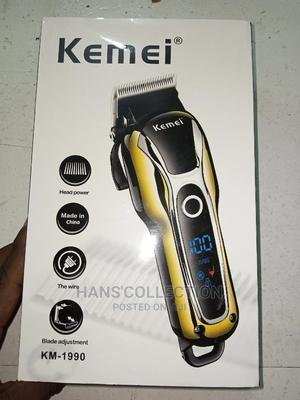 Hair Clipper ( Kemei) Cordless and Rechargeable   Tools & Accessories for sale in Greater Accra, Accra Metropolitan