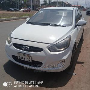 Hyundai Accent 2012 GLS White   Cars for sale in Greater Accra, Accra Metropolitan
