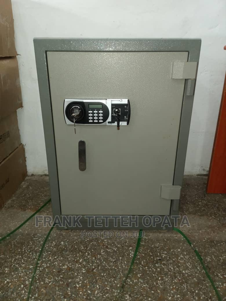 Fire Proof Protection Safe