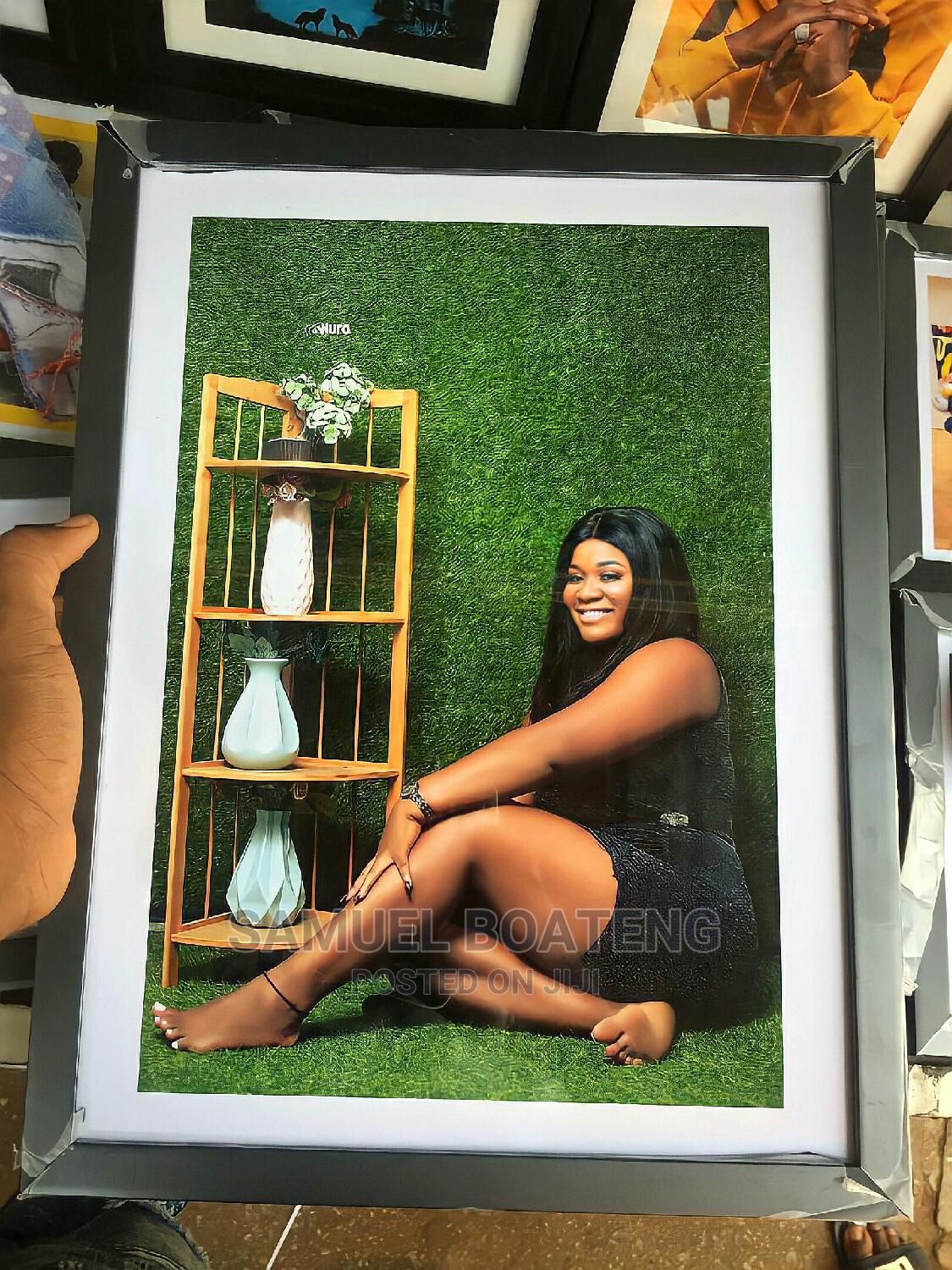 Picture Glass Frame