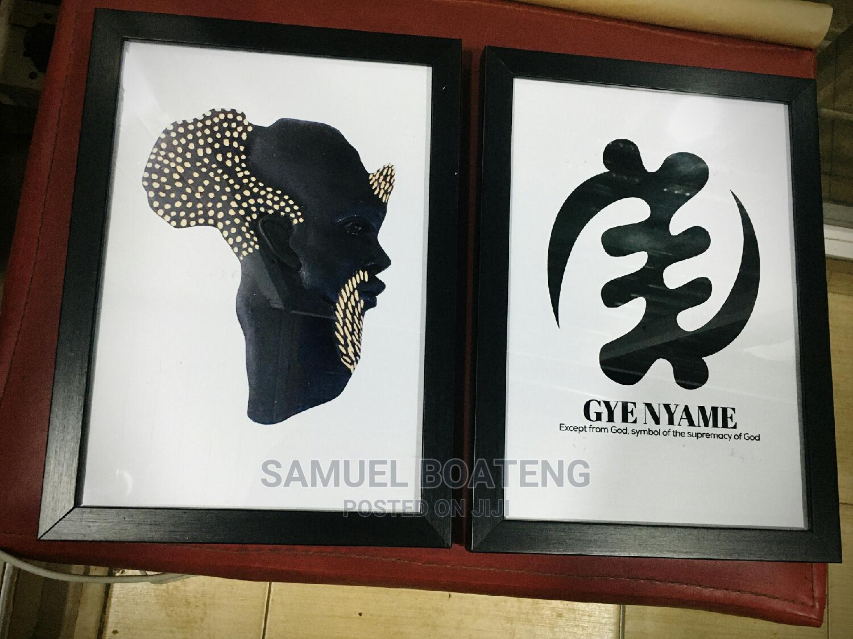 Picture Glass Frame   Arts & Crafts for sale in Kumasi Metropolitan, Ashanti, Ghana