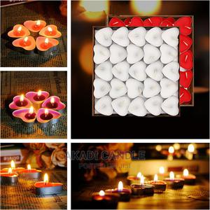 Love Tealight Candle 50pcs | Home Accessories for sale in Greater Accra, Alajo