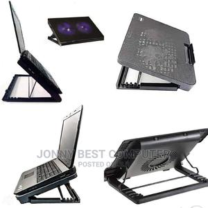 Laptop Cooling Pad and Adjustable Stand | Computer Accessories  for sale in Greater Accra, Kokomlemle