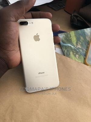 Apple iPhone 7 Plus 128 GB Gold   Mobile Phones for sale in Greater Accra, Madina