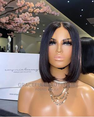 10 Inches Indian Remy Bob Human Hair Grade 11a | Hair Beauty for sale in Greater Accra, Ga South Municipal