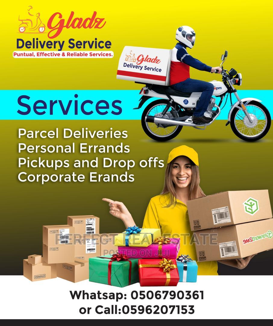 Delivery Service at Accra
